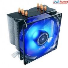 Кулер для процессора Antec C400 Blue LED (0-761345-10920-8)