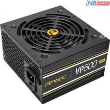 Блок питания Antec 500W Value Power VP500P Plus (0-761345-11651-0)