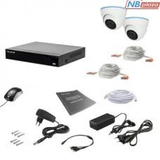 Комплект видеонаблюдения Tecsar 2IN 5MEGA (000008804)