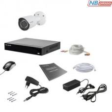 Комплект видеонаблюдения Tecsar 1OUT 2MEGA (000009920)