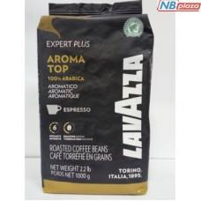 Кофе Lavazza Aroma Top Expert в зернах 1 кг (Италия)