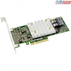 Контроллер RAID Adaptec SmartRAID 3152-8i Single 2xSFF-8643, 8xPCIe 2GB (1222290200-R/2290200-R)