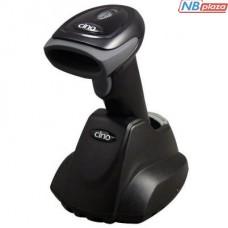 Сканер штрих-кода CINO A670BT-HD-BS black (1D&2D) (14179)