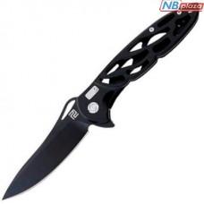 Нож Artisan Dragonfly BB, D2, Steel handle (1801P-BK)