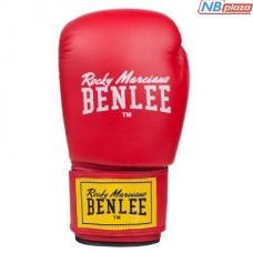Боксерские перчатки Benlee Rodney 14oz Red/Black (194007 (red/blk) 14oz)
