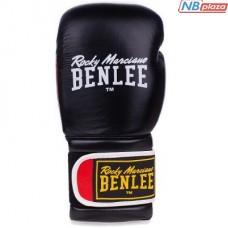 Боксерские перчатки Benlee Sugar Deluxe 14oz Black/Red (194022 (blk/red) 14oz)