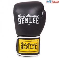 Боксерские перчатки Benlee Tough 12oz Black (199075 (blk) 12oz)