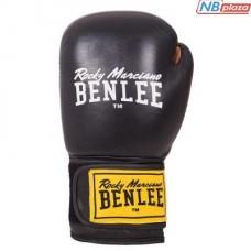 Боксерские перчатки Benlee Evans 10oz Black (199117 (blk) 10oz)