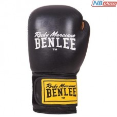 Боксерские перчатки Benlee Evans 16oz Black (199117 (blk) 16oz)