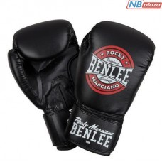 Боксерские перчатки Benlee Pressure 14oz Black/Red/White (199190 (blk/red/white) 14oz)