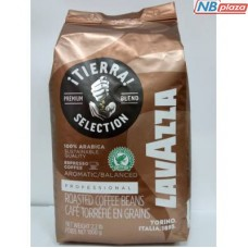 Кофе Lavazza Tierra Selection в зернах 1 кг (Италия)