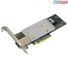 Контроллер RAID Adaptec SmartRAID 3154-8i8e Single 2xSFF-8643, 2xSFF-8644, 8xPCIe (2295100-R)