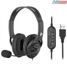 Наушники 2E CH13 Over-Ear USB (2E-CH13SU)