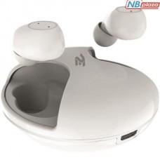 Наушники 2E RainDrops Light True Wireless Waterproof Mic White (2E-EBTWRDLWT)