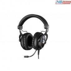 Наушники 2E Gaming HG320 LED Black (2E-HG320B)