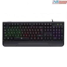 Клавиатура 2E KG310 LED USB Black Ukr (2E-KG310UB)