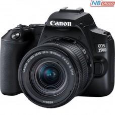 Зеркальный фотоаппарат Canon EOS 250D kit (18-55mm)