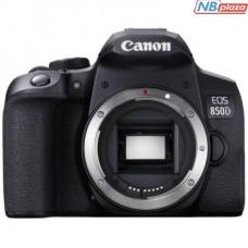 Цифровой фотоаппарат Canon EOS 850D body Black (3925C017)