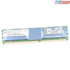398708-061 Оперативная память HP 4GB DDR2-667MHz ECC Fully Buffered CL5