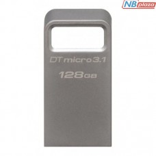 Kingston 128GB DataTraveler Micro C3 USB 3.1 Metal (DTMC3/128GB)