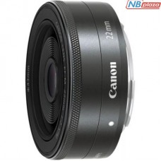 Объектив Canon EF-M 22mm f/2.0 STM (5985B005)