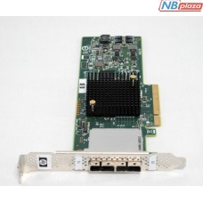 660087-001 Контроллер HP - H221 8CHANNEL PCI-E 2.0 X8 SAS HOST BUS ADAPTER FOR G8