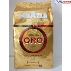 Кофе Lavazza Qualita Oro в зернах 1 кг (Италия)