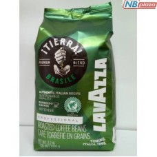 Кофе Lavazza Tierra Brazil AIR в зернах 1 кг (Италия)