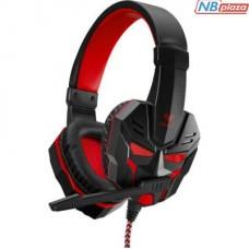 Наушники ACME AULA Prime Basic Gaming Headset Red (6948391232652)