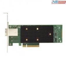 Контроллер RAID Lenovo ThinkSystem 430-8e SAS/SATA 12Gb HBA (7Y37A01090)