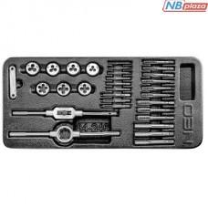 Набор инструментов Neo Tools плашек и метчиков, 31 ед. (84-246)