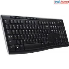 Клавиатура Logitech K270 WL (920-003757)