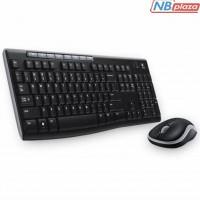 Комплект Logitech Wireless Desktop MK270 (920-004518)