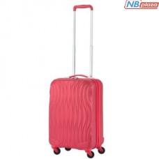 Чемодан CarryOn Wave (S) Red (927164)