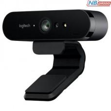 Веб-камера Logitech BRIO 4K Ultra HD (960-001106)