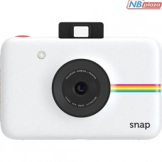 POLSP01W Фотоаппарат Polaroid Snap Instant Digital Camera (White)