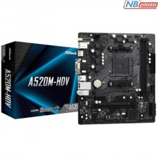 Материнская плата ASRock A520M-HDV