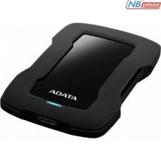 Внешний жесткий диск 2.5'' 1TB ADATA (AHD330-1TU31-CBK)