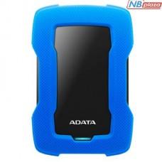 Внешний жесткий диск 2.5'' 1TB ADATA (AHD330-1TU31-CBL)