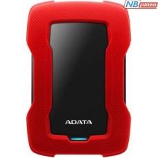 Внешний жесткий диск 2.5'' 1TB ADATA (AHD330-1TU31-CRD)
