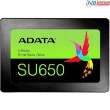 Накопитель SSD 2.5'' 120GB ADATA (ASU650SS-120GT-R)