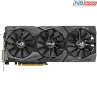 Видеокарта Asus PCI-Ex GeForce GTX 1060 ROG Strix 6GB GDDR5 (ROG-STRIX-GTX1060-O6G-GAMING)