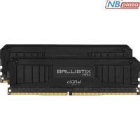 Модуль памяти для компьютера DDR4 32GB (2x16GB) 4400 MHz Ballistix Black Micron (BLM2K16G44C19U4B)