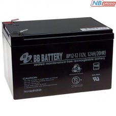 Батарея к ИБП BB Battery BP 12V - 12Ah (BP12)