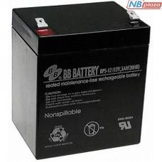 Батарея к ИБП BB Battery BP 5-12 (BP5)