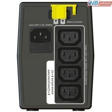 Источник бесперебойного питания APC Back-UPS 650VA, IEC (BX650LI)