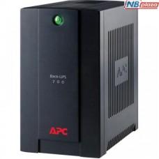 Источник бесперебойного питания APC Back-UPS 700VA IEC (BX700UI)