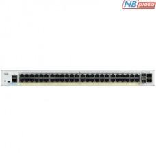 Коммутатор сетевой Cisco C1000-48P-4G-L