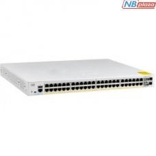 Коммутатор сетевой Cisco C1000-48T-4X-L