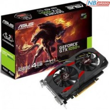 Видеокарта ASUS GeForce GTX1050 Ti 4096Mb CERBERUS Advanced (CERBERUS-GTX1050TI-A4G)